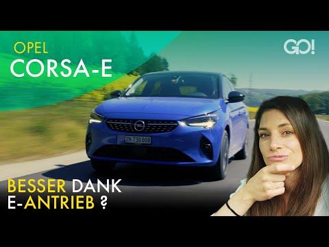Opel Corsa: Besser mit E-Antrieb?