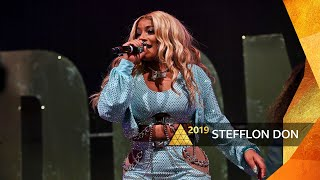 Stefflon Don   Boasty (feat. Idris Elba) (Glastonbury 2019)
