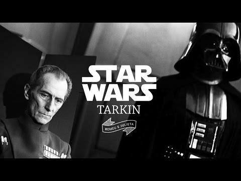 Star Wars Tarkin - James Luceno | Resenha