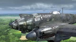[P3Dv4.5] Aeroplane Heaven - Heinkel 111