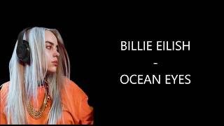 ocean eyes || billie eilish (tłumaczenie)