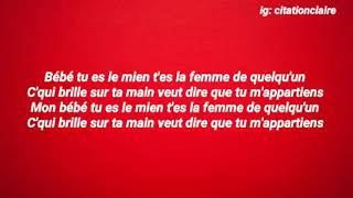 Dadju   Jaloux ( Instru + Paroles)