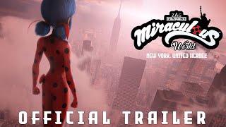 Miraculous World: New York, United HeroeZ (2020) Video