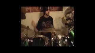 Earth On Hell by Anthrax (Drum Cover)