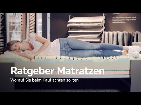 Matratzen Test: Welche Matratze ist die richtige für mich? - XXXLutz Matratzen Beratung