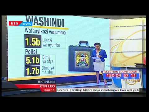 Wachezaji wa bahati nasibu ndio waliopoteza kwenye bajeti ya mwaka 2017/2018