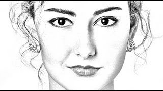 Photoshop Tutorial: How to Transform PHOTOS into Gorgeous, Pencil DRAWINGS