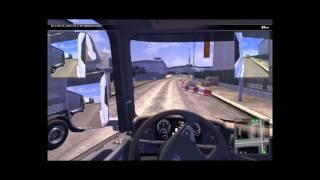 Truck Simulator og Fredagskos (NOR)