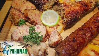 ALS | Chicken Galantina, Tuyo | My Puhunan