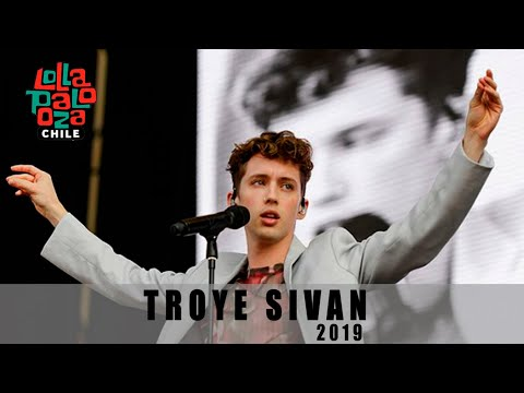 Troye Sivan - Lollapalooza Chile 2019 HD (FULL SHOW )