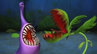 LARVA - THE BIG BATTLE | Cartoon Movie | Cartoons For Children | Larva Cartoon | LARVA Official