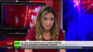 RT News Anchor Quits Live on Air