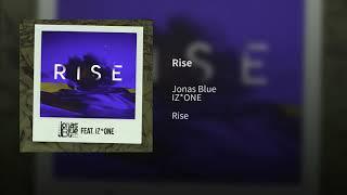 Jonas Blue   Rise Ft. Jack & Jack ( Feat. Izone)