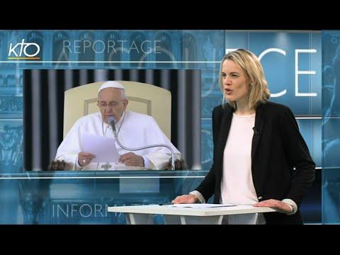 5000 baptisés à Pâques, l'héritage de Jean-Paul II et l'actu de la semaine
