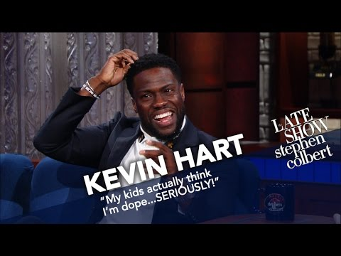 Kevin Hart Says You Shouldn't Do Drugs Unless It's With Snoop Dogg (видео)