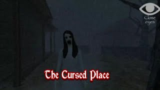 Scary Horror Game - Evilnessa The Cursed Place - Complete Gameplay