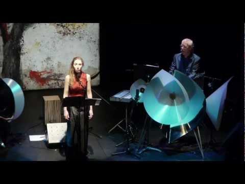 Concierto de esculturas musicales en Tunja