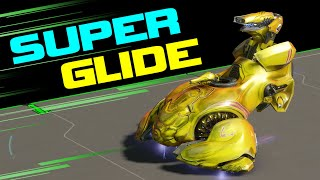 Halo 5   Super Glide Wraith (Raw Tests)