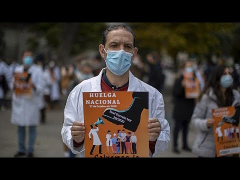 Ευρώπη: Τα νοσοκομεία εκπέμπουν SOS