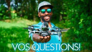 VOS questions sur le DJI FPV! - nKo