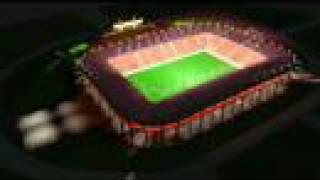 preview picture of video 'Projekt stadionu Zagłębia Lubin'