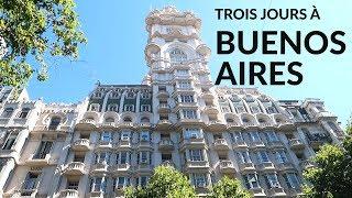 On Part à La Découverte De BUENOS AIRES En ARGENTINE ! 🇦🇷