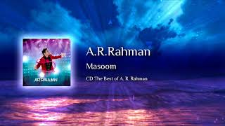 A.R.Rahman - Masoom