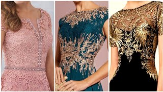 Celebrities Inspired Beads Sequins And Lace Work Evening Gown And Dresses Designs Ideas/ 2020 Part 2