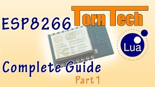 ESP8266: How To Add More GPIO Pins (MCP23008 Driver) - Most