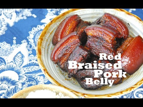 How to Make Home-style Red Braised Pork Belly