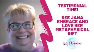 Jana's Testimonial for the Awakening and Transformation Program