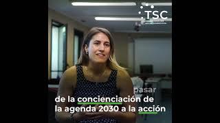 Irene Schiavón. Desarrollo Sostenible y Agenda 2030. Grupo Iberdrola