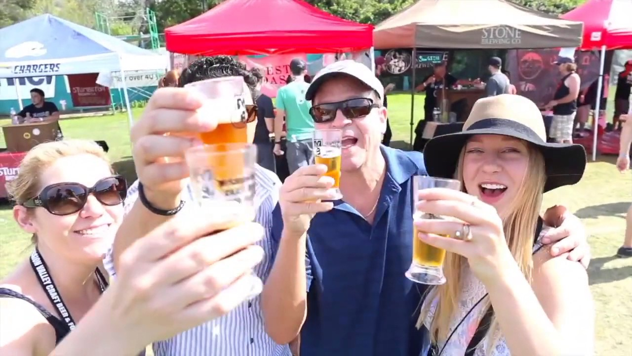 Mission Valley Craft Beer and Food Festival