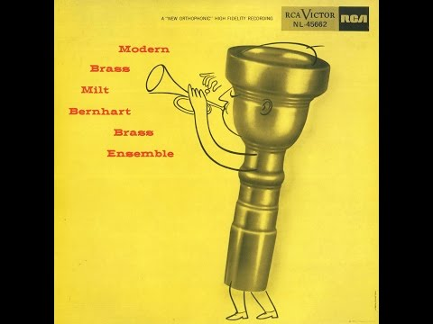 MODERN BRASS / Milt Bernhart Brass Ensemble SIDE 2