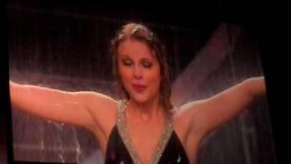 Taylor Swift Finale in Rain Concert 2010 Toronto