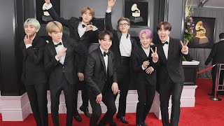 The Best Moments From BTS' First Ever GRAMMY Awards