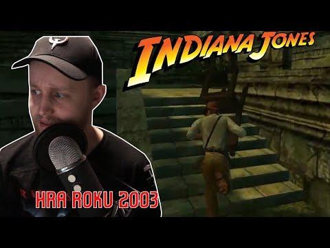 AGRAELUS JONES (Indiana Jones and the Emperor's Tomb #1) - Sestřihy Agraela #54