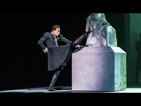 Edward Watson as Leontes in The Winters Tale (The Royal Ballet)