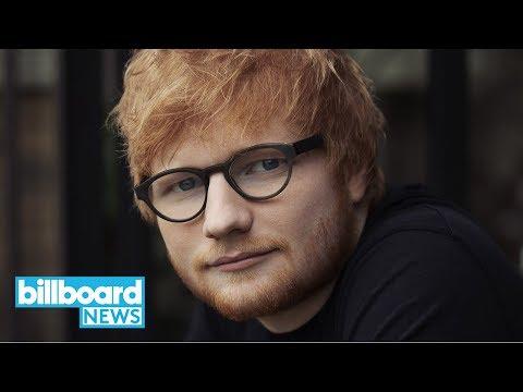 'No. 6 Collaborations Project' Earns Ed Sheeran His Third No. 1 Album | Billboard News