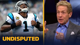 Skip & Shannon discuss if Cam's Superman celebration will fly with Belichick | NFL | UNDISPUTED