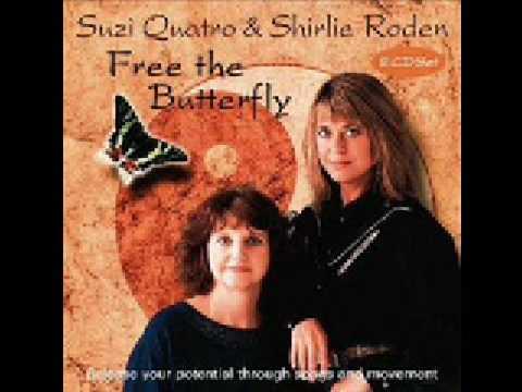 """Suzi Quatro """" Free the butterfly """""""