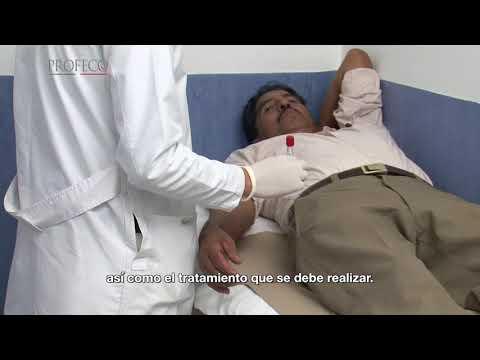 La prostatitis en los hombres tratados productos antibióticos