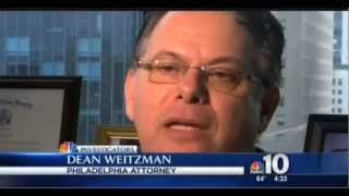 Dean Weitzman Interview on NBC10 Philadelphia