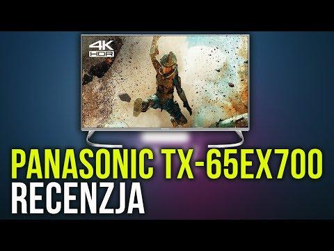 4K W Dobrej Cenie? Recenzja Panasonic TX 65EX700! 📺