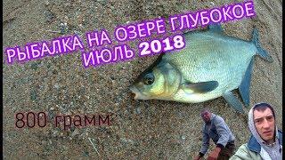 Рыбалка на озера ленинградской области