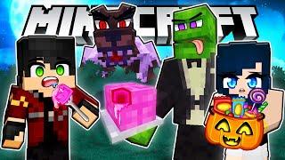The CURSED WEREWOLF in Minecraft!
