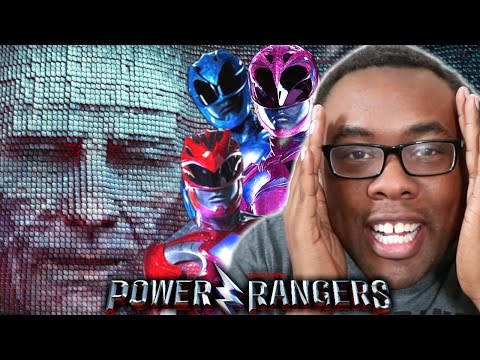 ZORDON!!! POWER RANGERS Movie Trailer 2 BREAKDOWN
