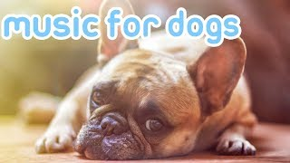 NEW Relaxing Music to Calm Your Dog! [2019]