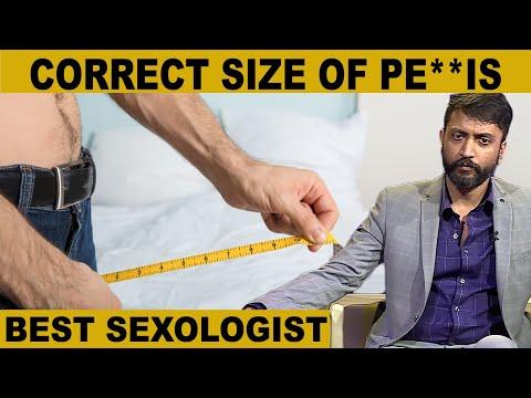 Penisul masculin crește la vârstă