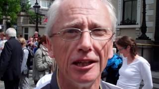 Irishtimes.com: Olympic Torch Arrives In Dublin